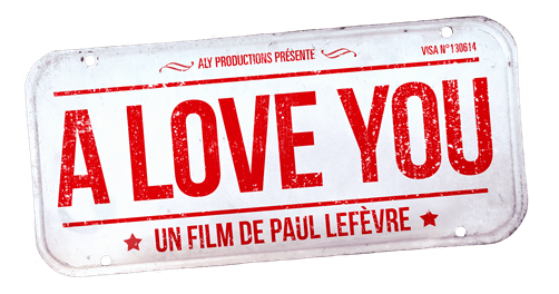 A love you logo