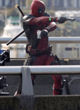 Deadpool-Photo tournage(8)