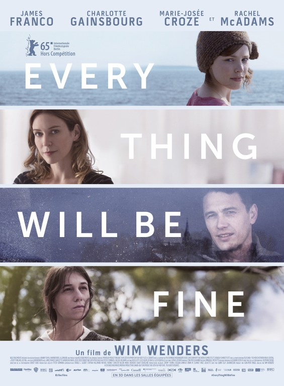 Every Thing Will be fine grande affiche