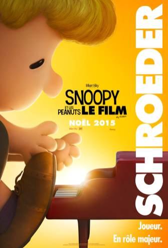 SNOOPY Schroeder