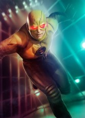 flash arrow solo poster2