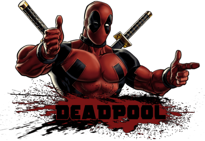 Deadpool-comics