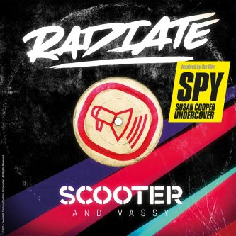 Scooter Radiate Inspired by spy