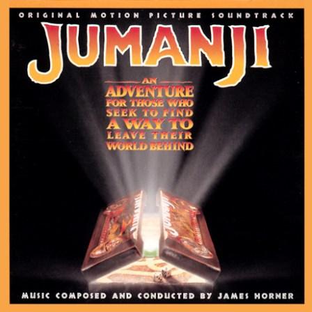 Jumanji sondtrack