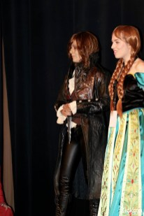 Once upon a time convention AVP28