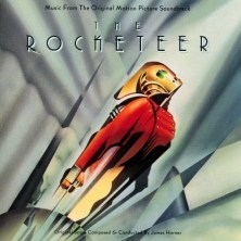 Rocketeer soundtrack