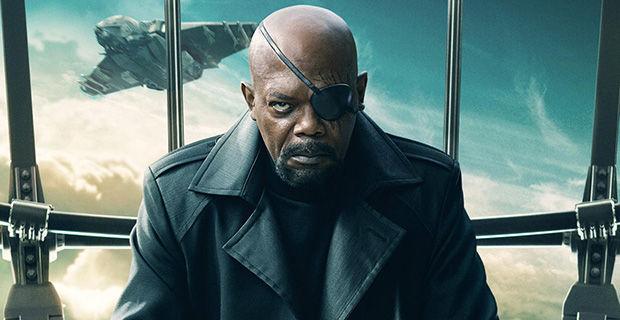 Samuel L Jackson-Nick Fury