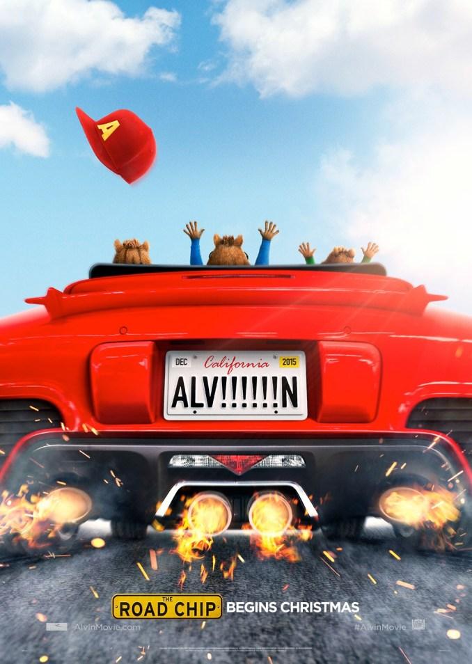 alvin road chip
