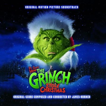 grinch Soundtrack