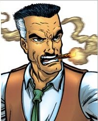 J Jonah Jameson Spiderman