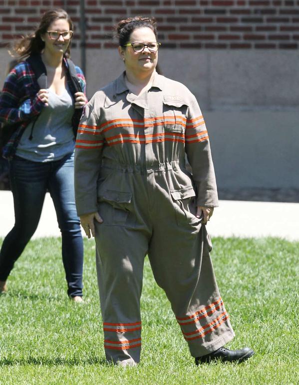 Melissa McCarthy Ghostbusters