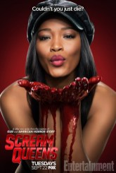 Scream Queens bloody poster sang10