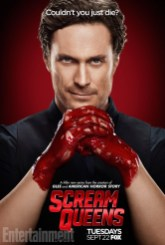 Scream Queens bloody poster sang2