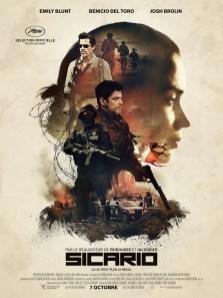 Sicario affiche officielle