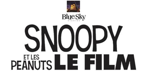 Snoopy et les Peanuts-logo