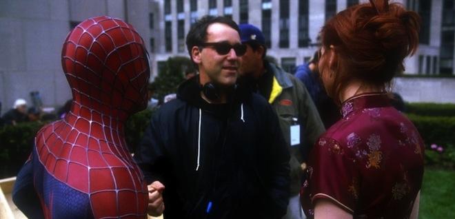 SpiderMan-Sam Raimi