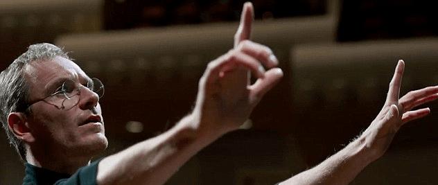 Steve Jobs-Michael Fassbender