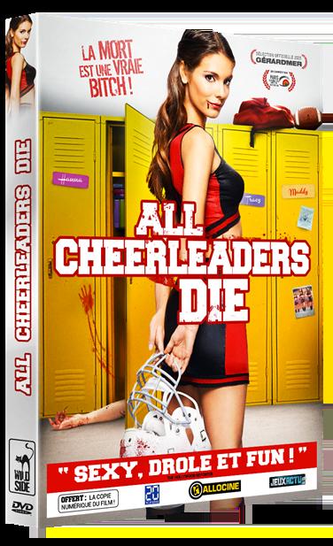 All Cheerleader Die dvd