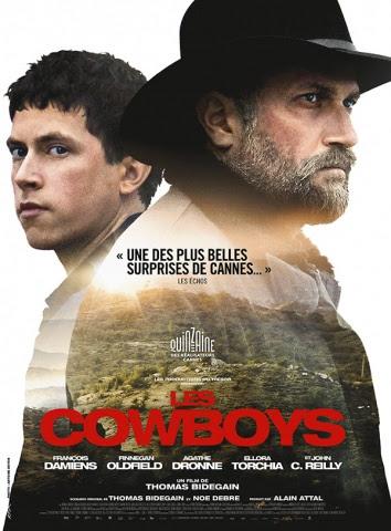 Les Cowboys-affiche