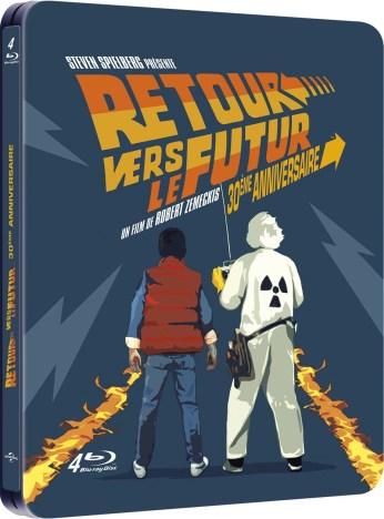 Retour vers le futur 30 ans dvd2