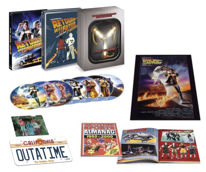Retour vers le futur 30 ans dvd3