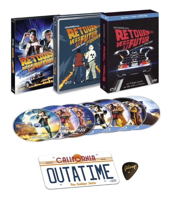 Retour vers le futur 30 ans dvd4