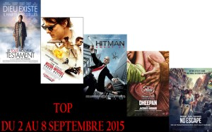 TOP 2 AU 8-9-2015