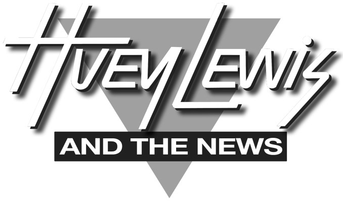 huey lewis logo