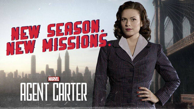 Agent Carter saison 2