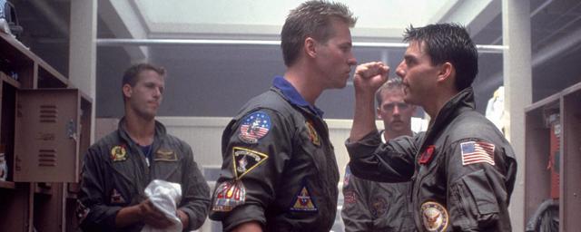 Top Gun-Val Kilmer