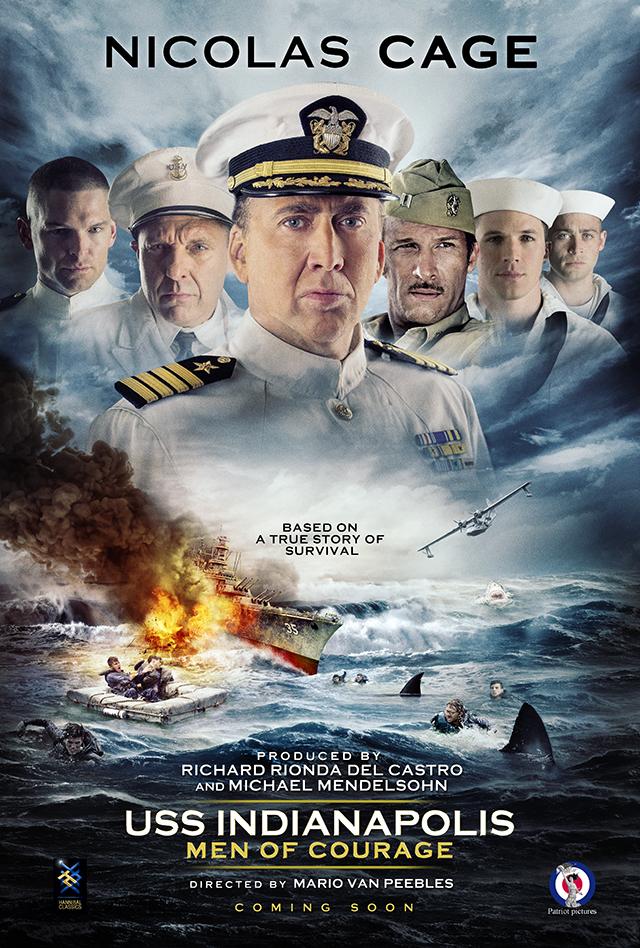 USS Indianapolis Nicolas Cage