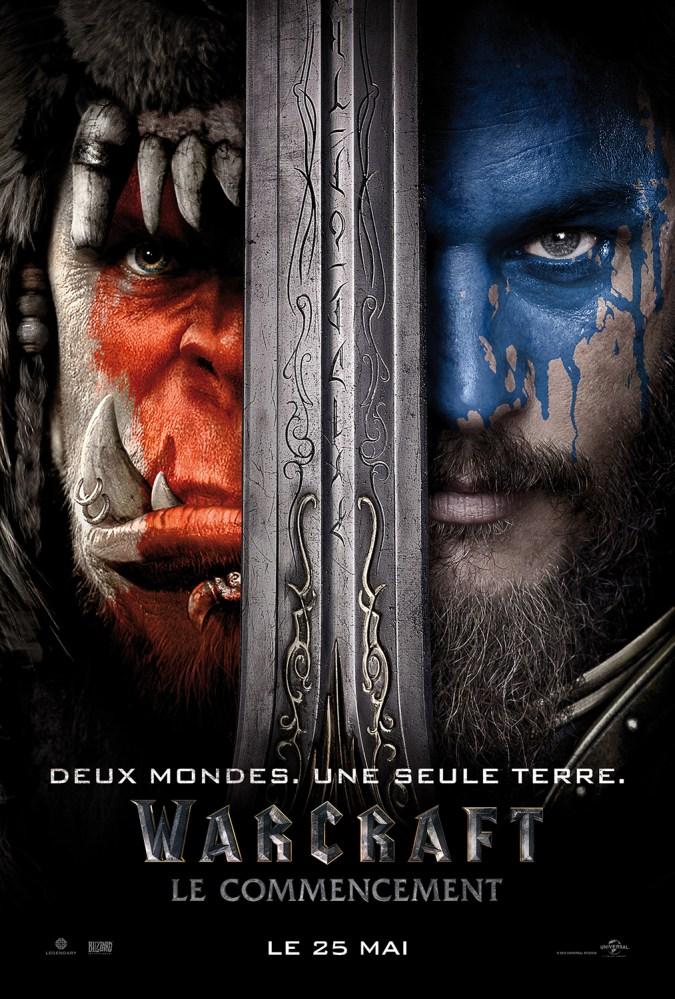 Warcraft le commencement affiche teaser