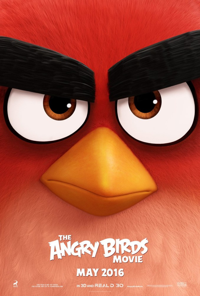 angry birds poster US