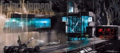 Batman V Superman- Batcave2