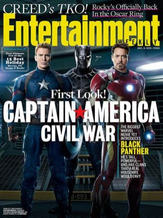 Civil War-Entertainment Weekly