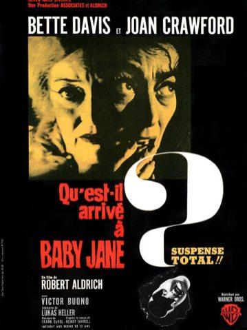 Qu'est-il arrivé à Baby Jane ? poster
