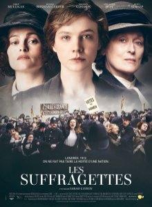 Suffragettes affiche