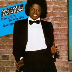 Jackson - don't stop till you get enough single