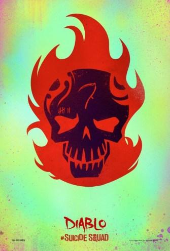 Suicide Squad affiches2