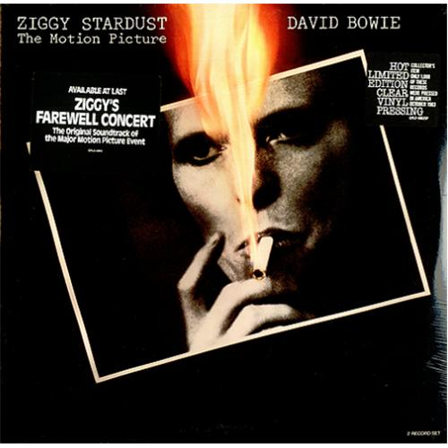 bowie Ziggy movie