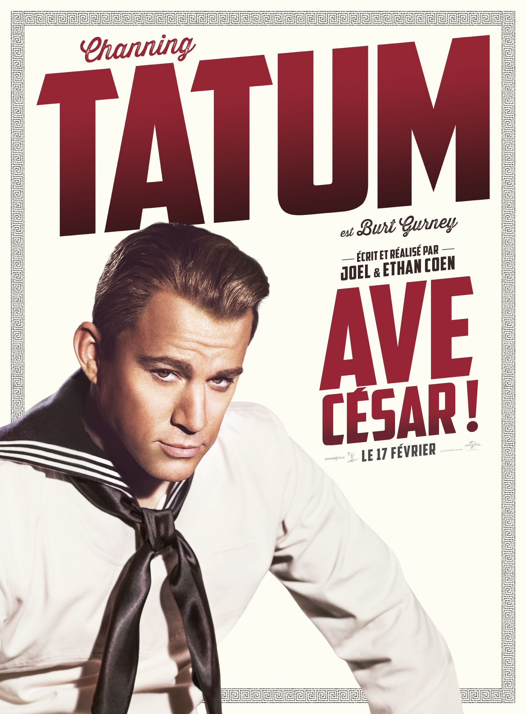 Ave Cesar affiches perso7