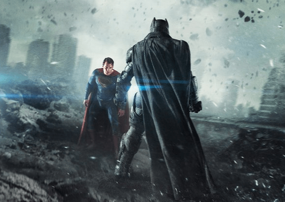 Batman V Superman-affrontement