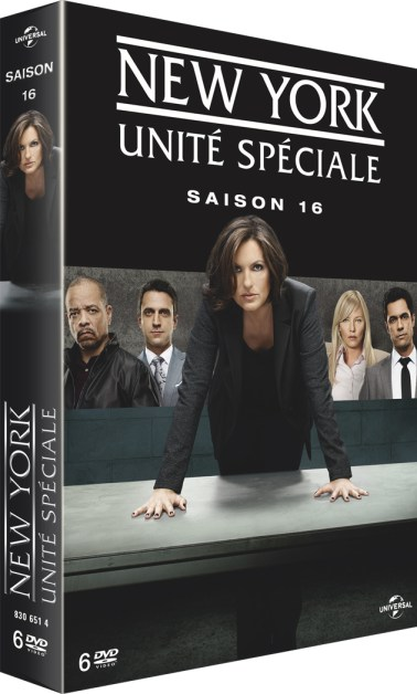 DVD New-York-Unite-Speciale-S16