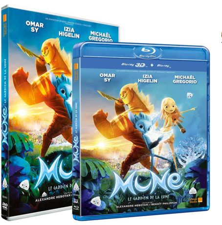 Mune BLuray et DVD