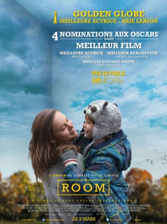 Room affiche critique