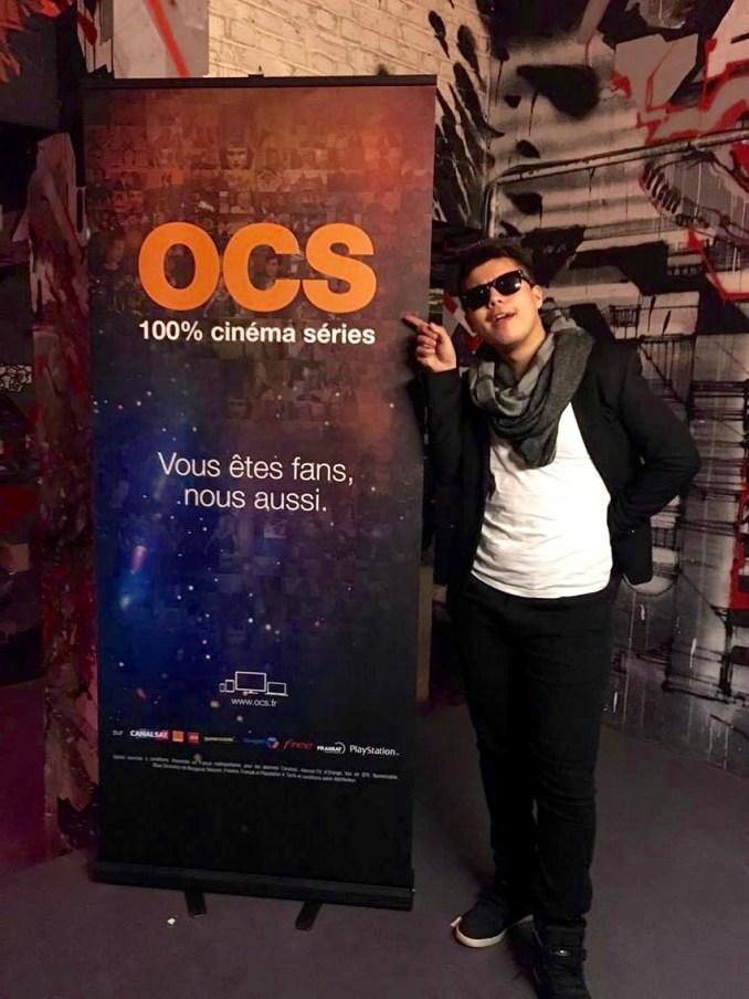 Soirée Vinyl OCS11