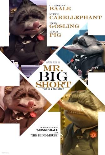 Zootopie Oscars parodie4