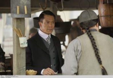 Bryon Mann as Chang - Hell on Wheels _ Season 5, Episode 1 - Photo Credit: Chris Large/AMC