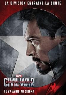 Captain America 3 Team iron Man3