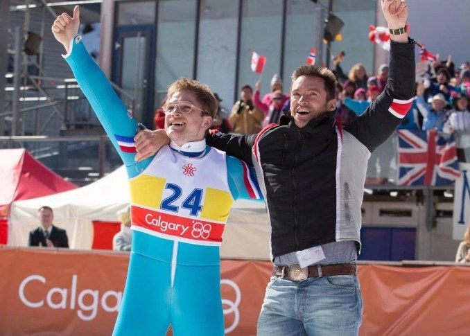 Eddie the eagle critique3
